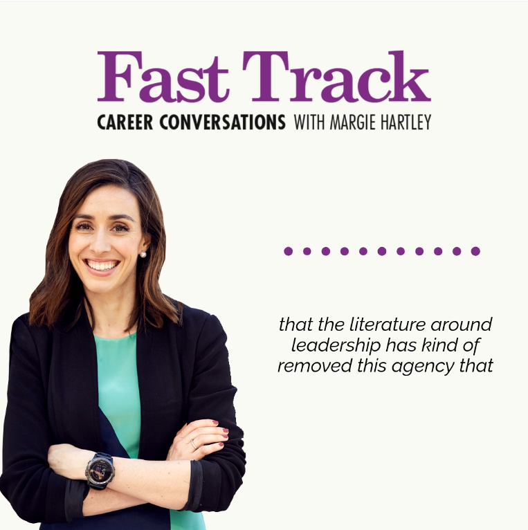 Career Conversations with Margie Hartley and Holly Ransom