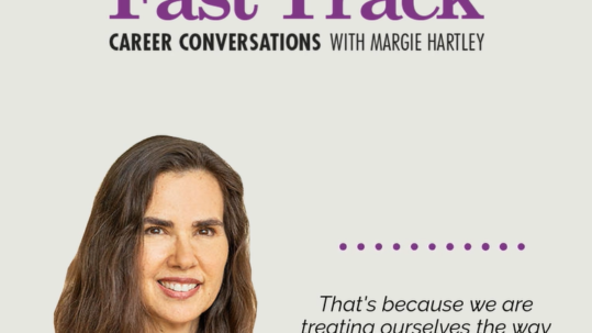 Fast Track Kristen Neff Audiogram Career Conversations